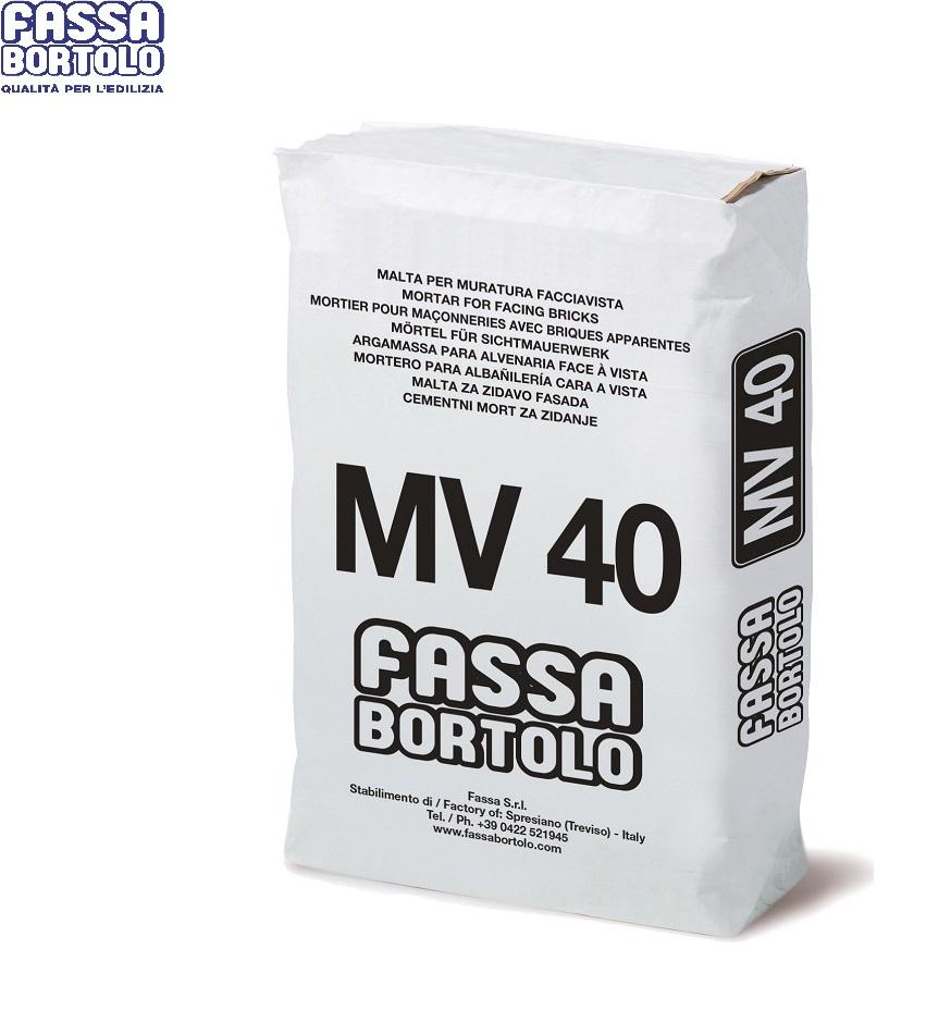 Malta mv 40 fassa bortolo sacco da 25 kg promozione for Marchetti rivarolo