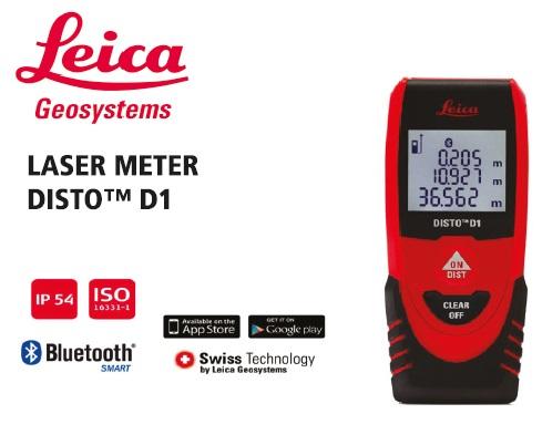 Leica laser meter disto d1 promozione uni edil for Marchetti rivarolo