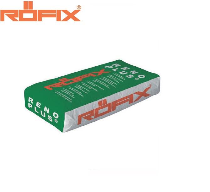 ROFIX RENOPLUS intonaco a rasante minerale - 25 Kg.
