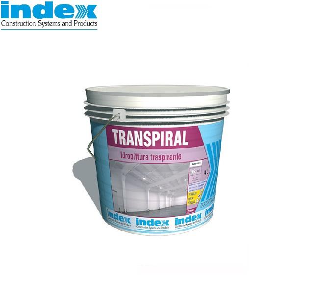 TRANSPIRAL IDROPITTURA TRASPIRANTE INDEX - 14 L
