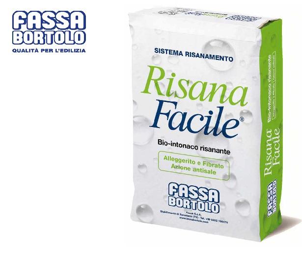 Risanafacile fassa bortolo sacco da 25 kg promozione for Marchetti rivarolo